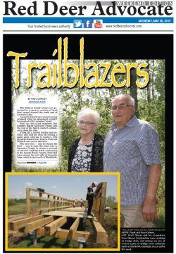 Red Deer Advocate Trailblazers